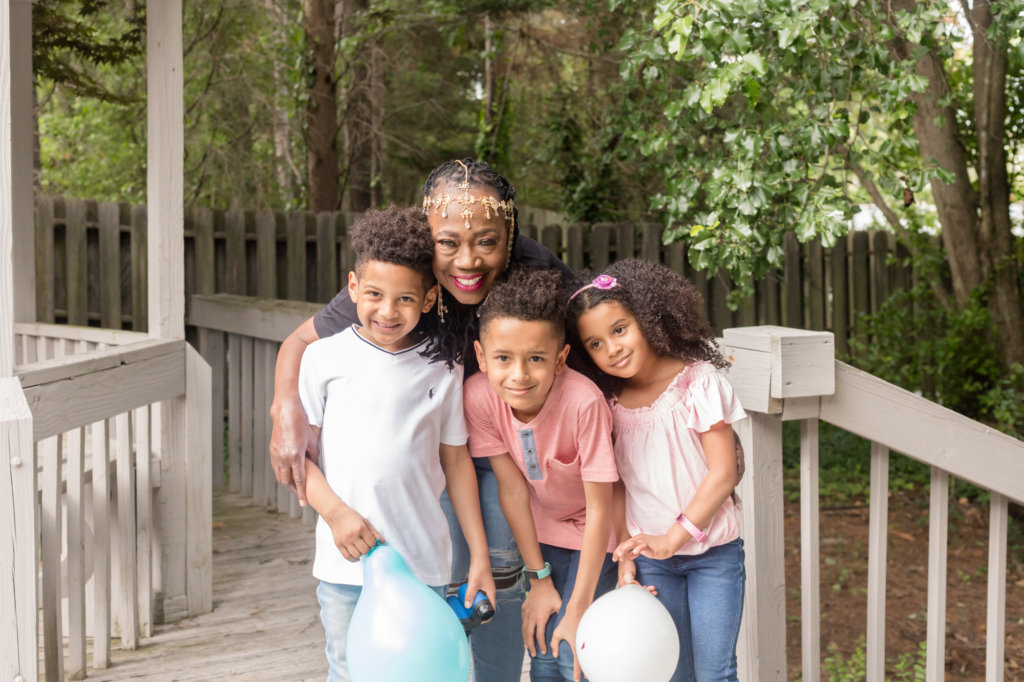 Grandchildren Love