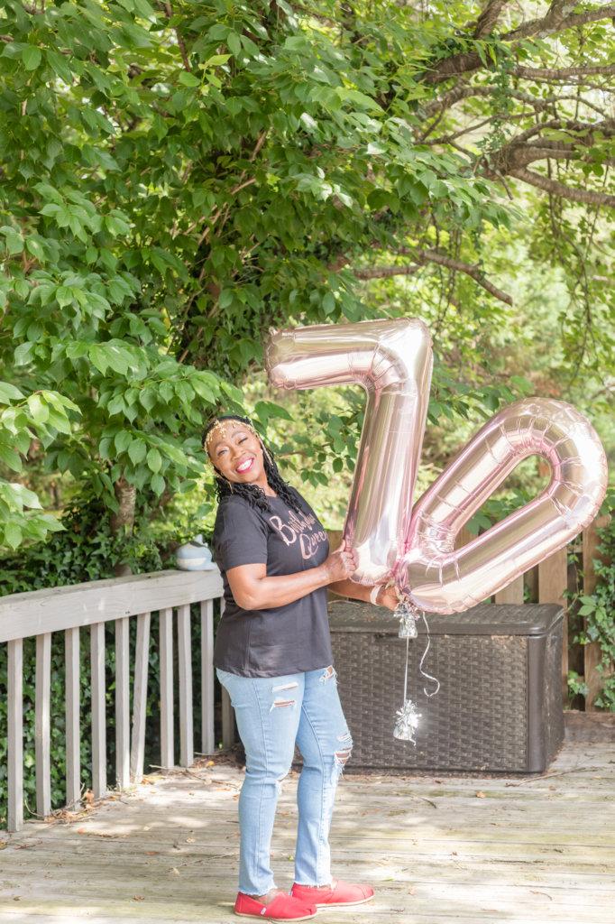 Flora's 70th Birthday