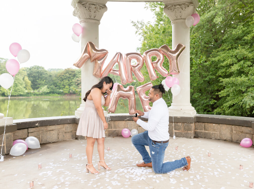 Proposal time!
